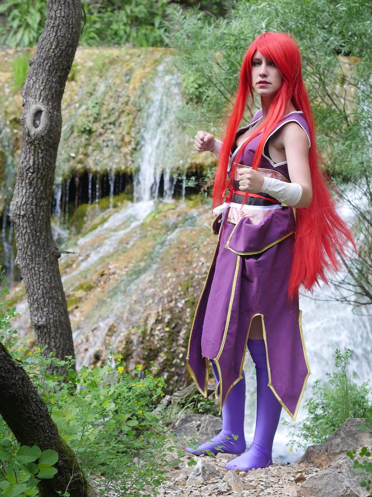 related image - Shooting Erza Scarlet - Robe de Yuen - Fairy Tail - Montferrat - 2015-05-15- P1080650