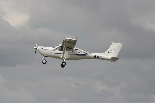 G-JABU Jabiru J430 [PFA 336-14515] Sywell