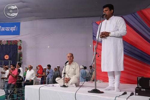 SNM, Zonal Incharge, Satish Hans, Karnal