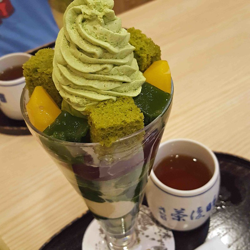 Matcha Cups - Eating in Japan Ultimate Treat