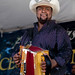 Keith Frank and the Soileau Zydeco Band at Festivals Acadiens et Créoles, Oct. 16, 2016new album