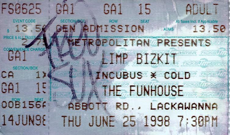Fun House 1998