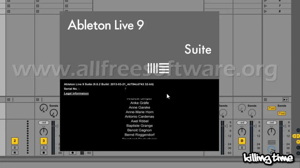 ableton live 9 serial number generator