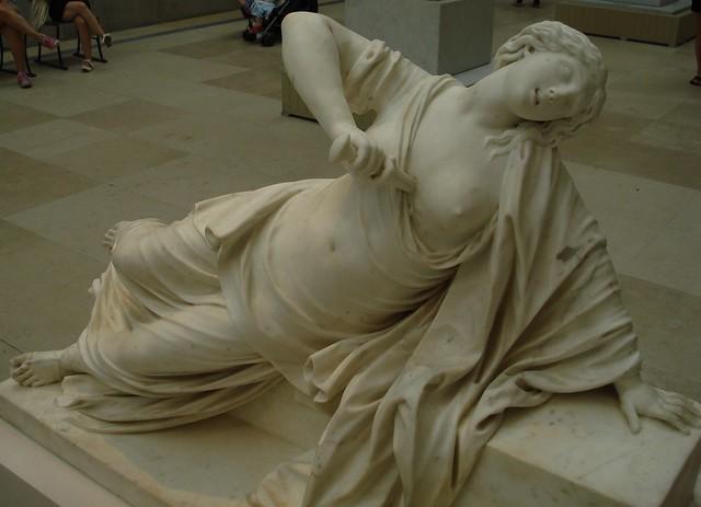+1704 El suicidio de Lucrecia