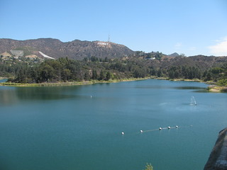 Hollywood Reservoir Hike | by colleengreene