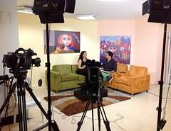 TELEVISION INTERVIEW, LMC WORLD DAY (FUNDACION ESPERANZA VIVA, COLOMBIA)