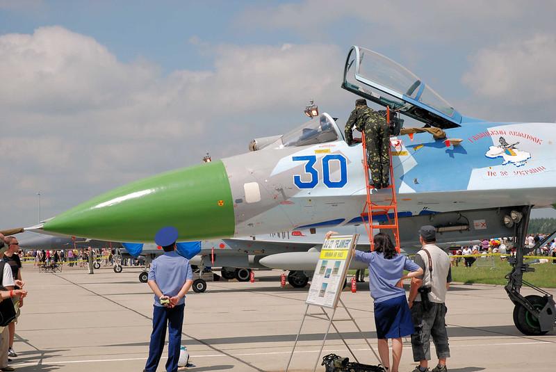 Сухой Су-27 (7)