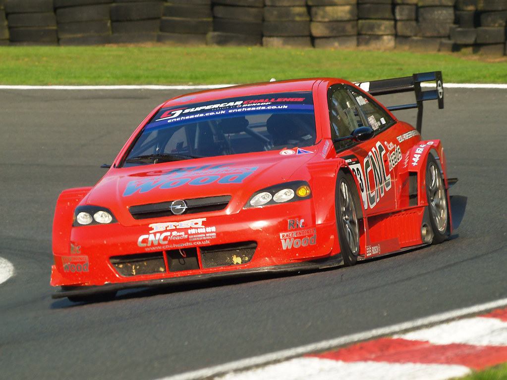 Ric Wood, Opel Astra DTM - a photo on Flickriver