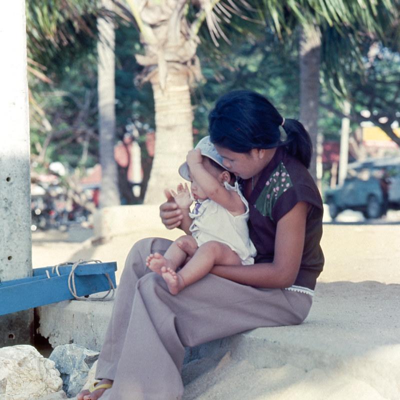 Pattaya, Thailand - 1978