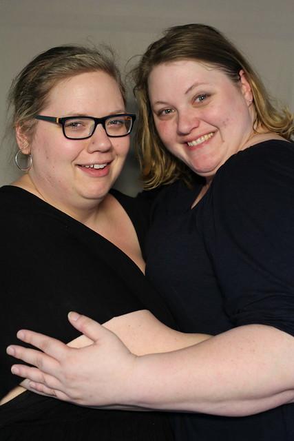 Emily and Abby Elizabeth