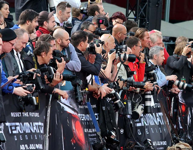 European Premiere THE TERMINATOR GENISYS