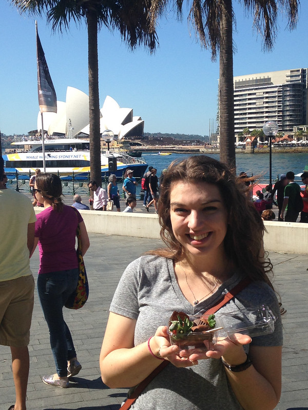 Jugan, Ashleigh; Sydney, Australia - Everyone Loves Chocolate