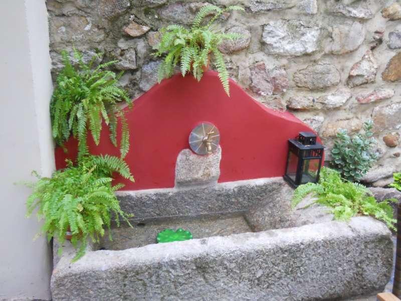 Fuente decorativa en Hervás 1