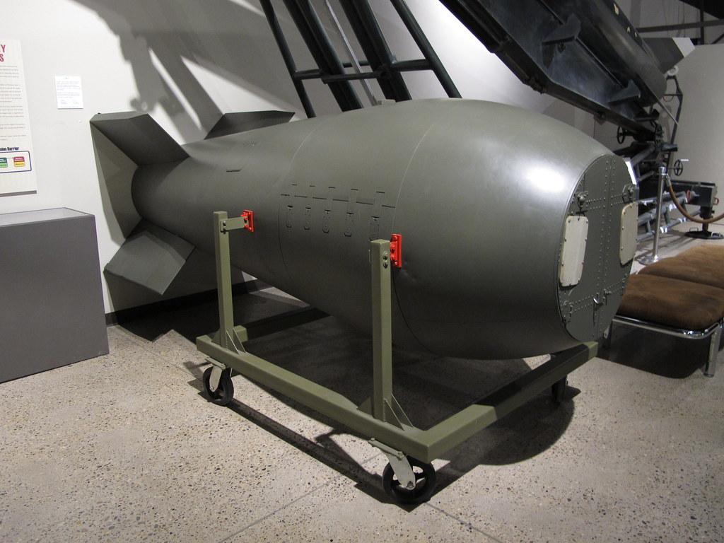 Mark 5 Nuclear Bomb