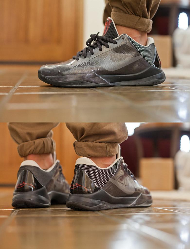 Nike Zoom Kobe V Aston Martin Itsandrewwww Flickr