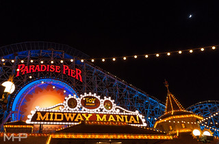 Lights on Paradise Pier | by rcpromike