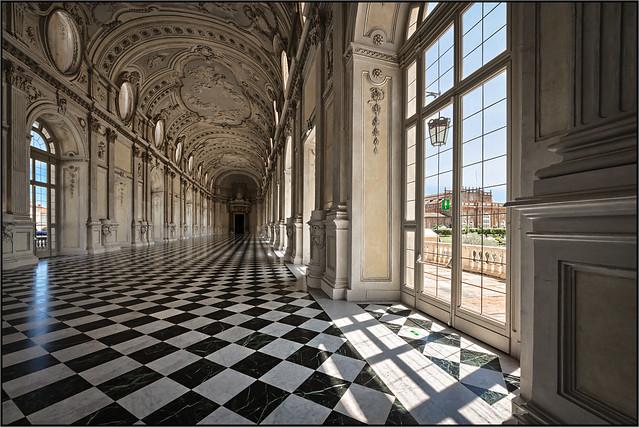 La Venaria Reale - Galleria Grande