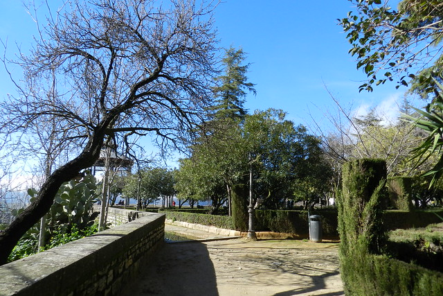 Jardines Blas Infante Ronda Malaga 04