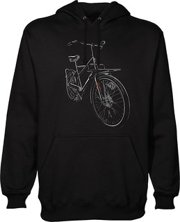 WorkCycles Crossframe hoodie 2 | by @WorkCycles