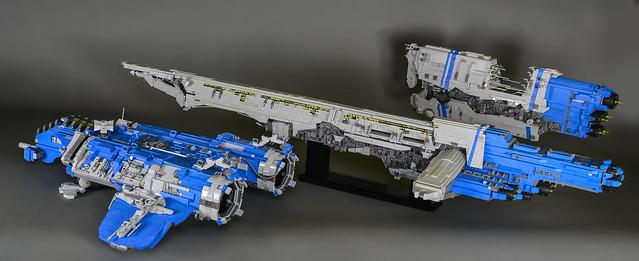 Real size ship comparison