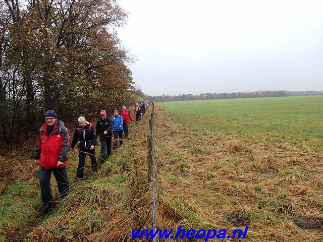 2016-11-16    3e Rondje-WolfHeze   25 Km  (19)