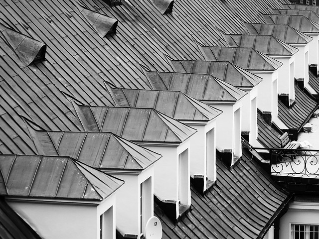 Architecture geometry