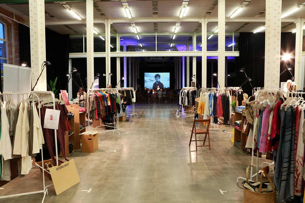 BEFF 2016 - Pop-up stores de moda sostenible