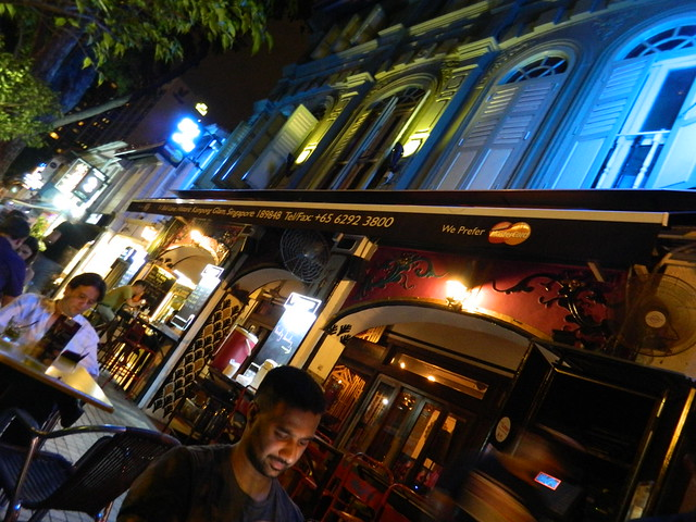 Arab Street (Haji Lane), Singapore