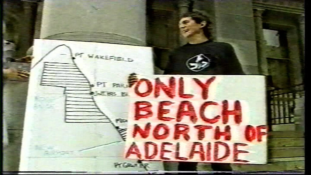 The battle for Pt Parham : Only beach north of Adelaide | Flickr