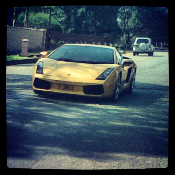 Meanwhile In Harare Zimbabwe Lamborghini Os Karr Flickr