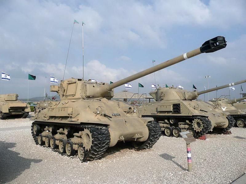 M-51 Sherman (1)