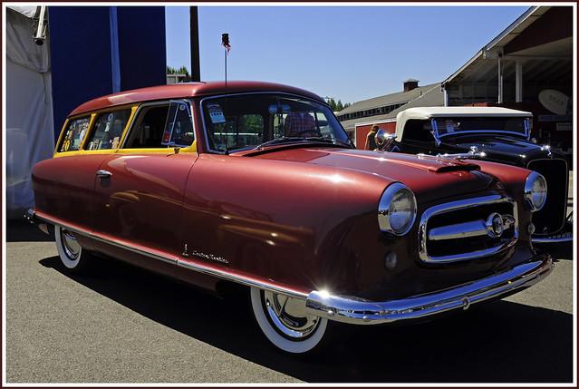 1953 Nash Custom Rambler Woody