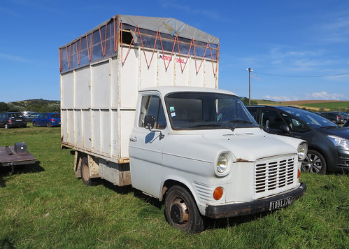 Ford Transit Mk1 Horsebox | by Spottedlaurel