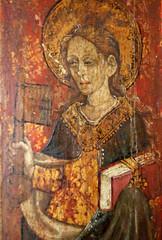 St Petronilla  (15th Century)