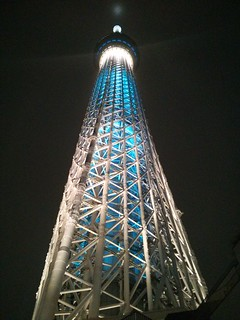 Tokyo Skytree | by xanday