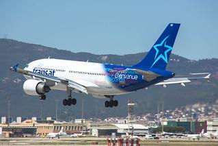 Airbus a310-308 C-GLAT @lebl | by Daniel Pacheco lebl