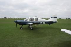 G-AWWE Beagle Pup 2 Sywell 030911