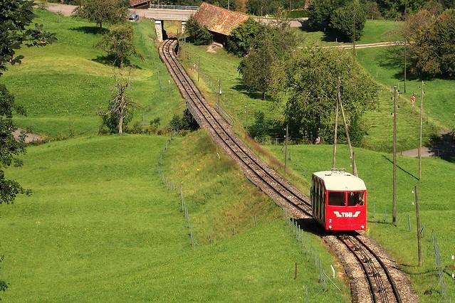 Treib Seelisberg Bahn Switzerland