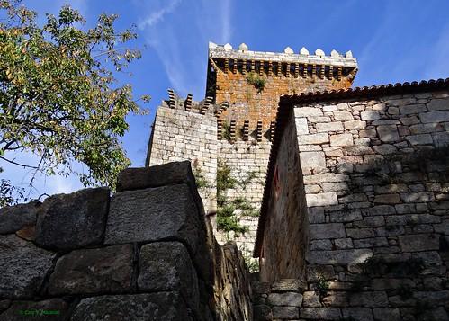 Castelo de Pambre, Lugo, Galicia, España.