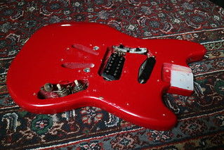 Fender Mustang Body | by shortscale