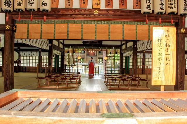 Kanazawa Temple, Japan