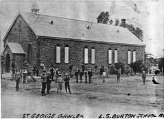 Burton School 1880