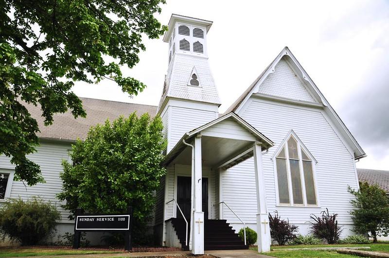 Historic Birch Street Church