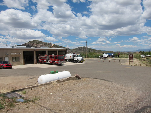 Yarnell Fire Department | by EricaLucci