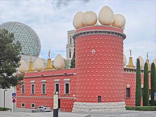 Le théâtre-musée Dali (Figueres, Espagne) | by dalbera