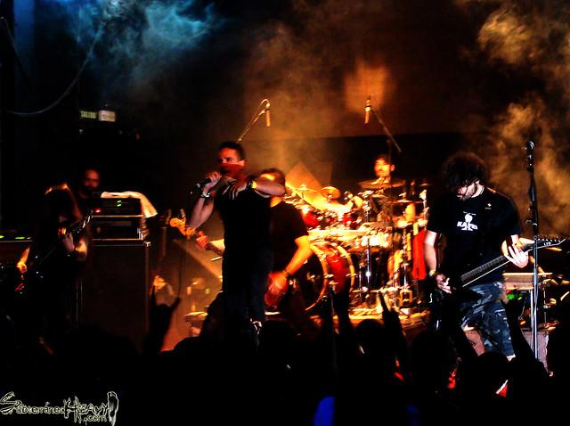 Violent Eve + Vita Imana, Sala Arena