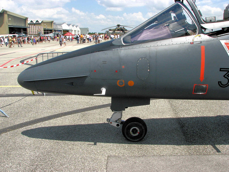 Dornier Alpha Jet Walk Around (6)