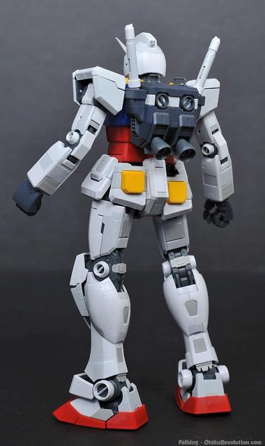 MG RX-78-2 Gundam Ver 3 4