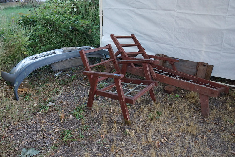 Huge Estate Sale! Castle Rock, WA August 23, 24 & 25 - 2013! Photo #DSC04709