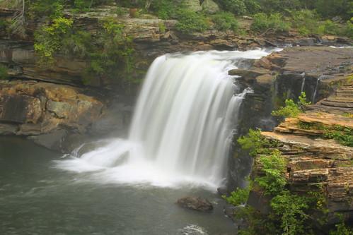 waterfall al alabama littlerivercanyon lookoutmountain littleriver dekalbcounty cherokeecounty littleriverfalls littlerivercanyonnationalpreserve bmok maysgulf